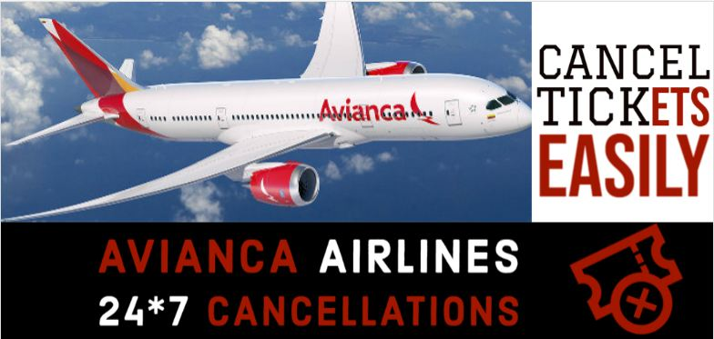 Avianca Cancellation Policy