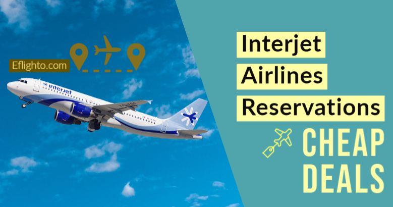 Interjet Airlines Booking
