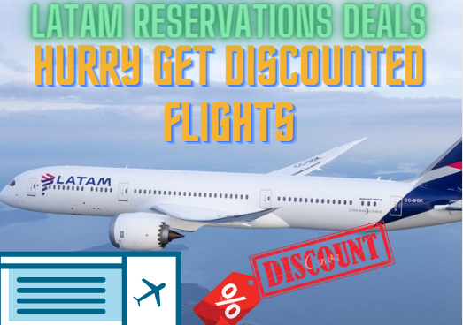 Latam Airlines Reservations