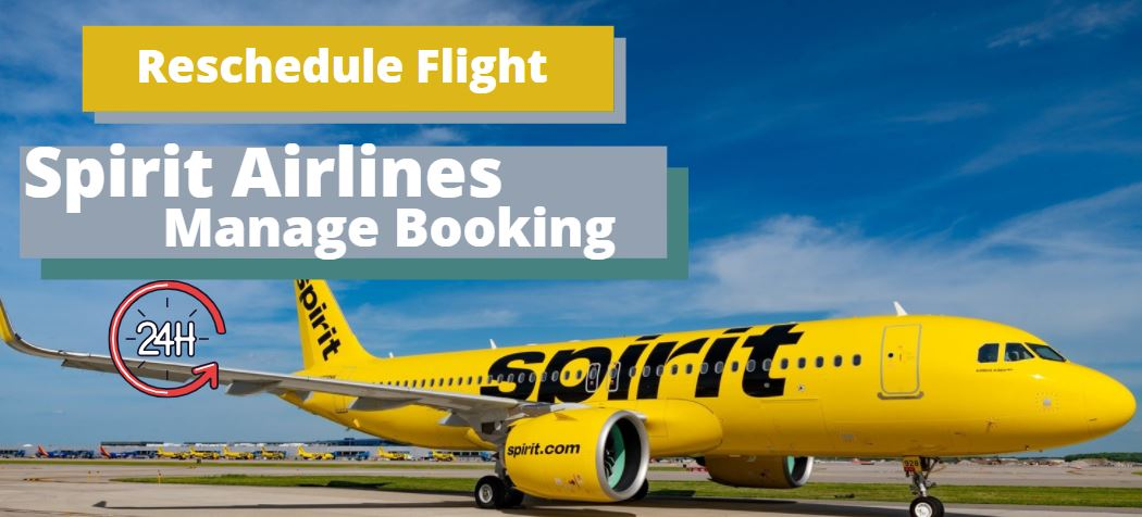 Spirit Airlines Manage Booking�